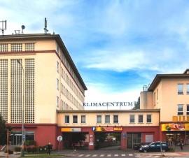 Klimacentrum kanceláře U Továren Malešice Praha 10