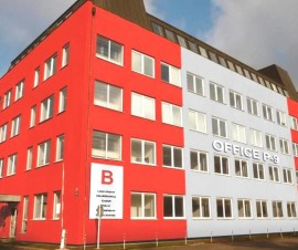 U Elektry kanceláře Hloubětín Praha 9