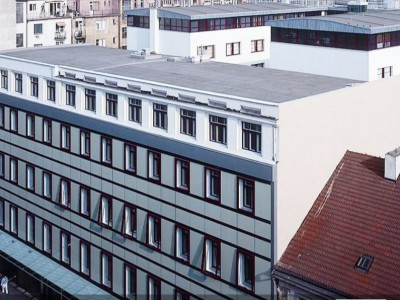 Kanceláře Zirkon Sokolovská Praha 8