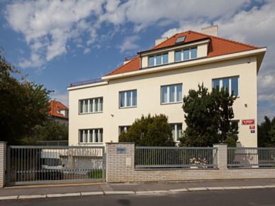 kanceláře ve vile Praha 4