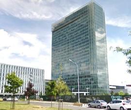 Kanceláře City Tower Pankrác Praha 4 metro