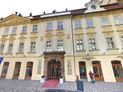 Kanceláře Slovanský Dům Na Příkopě Praha 1
