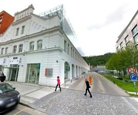 kanceláře Corso Karlín Praha 8