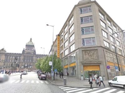 kanceláře Václavské náměstí Dům Módy Praha 1