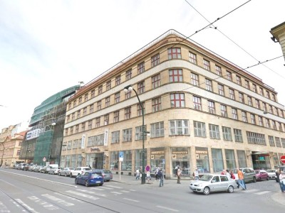 kanceláře k pronájmu Národní Praha 1