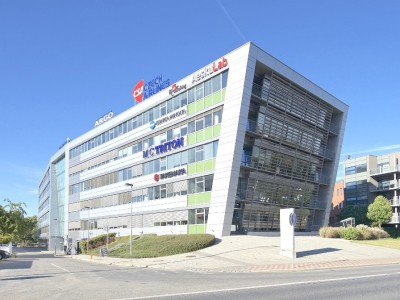 kanceláře Argo Praha 6 budova
