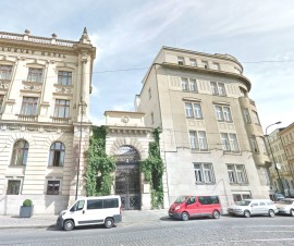Opletalova ulice Praha 1 kanceláře