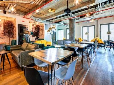 coworking Václavské náměstí Work Lounge
