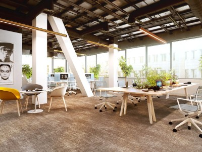 my hive kanceláře Praha 4