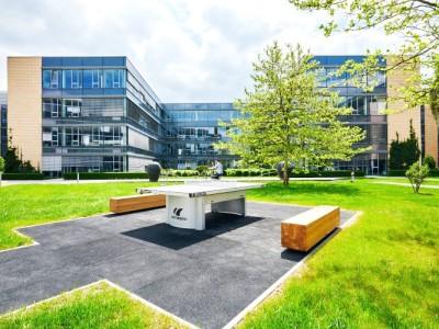 Avenir Business Park kanceláře